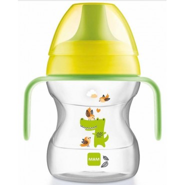 Mam Tazza LEARN to DRINK CUP Giallo 190ml