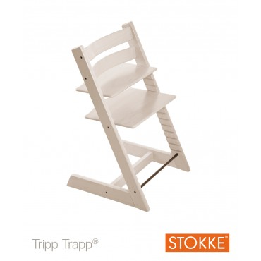 Stokke Seggiolone-Sedia TRIPP TRAPP Hazy Grey