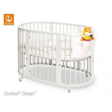 Stokke Letto SLEEPI Bed Bianco 104205