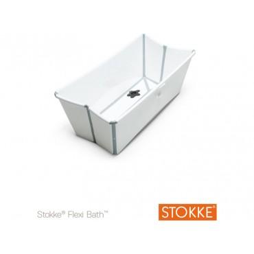 Stokke FLEXI BATH Vaschetta Bagno Pieghevole Bianco