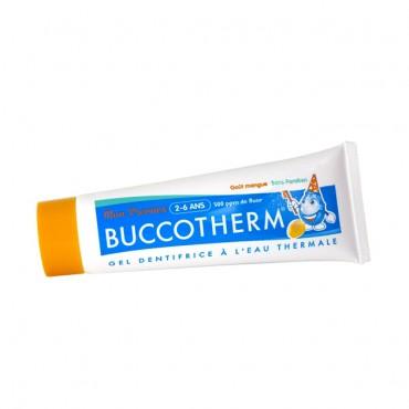 BuccoTherm DENTIFRICIO Junior 2-6 anni Gusto Mango