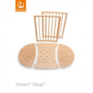 Stokke SLEEPI Mini Estensione per lettino cm.120 Naturale 221901
