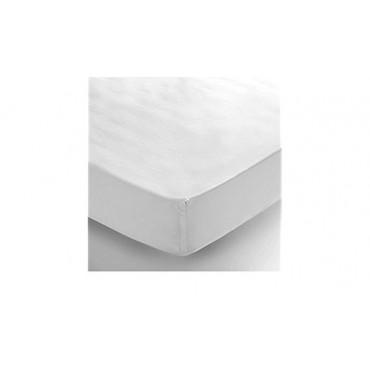 Bamboom COPRIMATERASSO Letto 120 x 60 Bianco