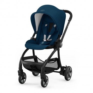 Kiddy Passeggino EVOSTAR LIGHT 1 Mountain Blue