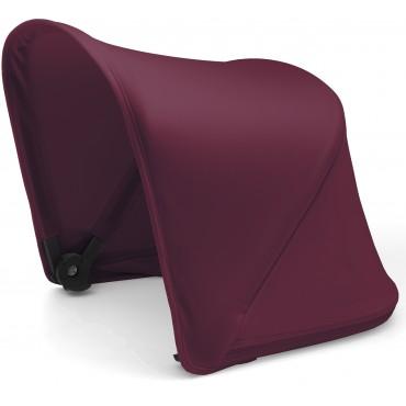 Bugaboo Fox/Cameleon³ Sun Canopy Capottina RUBY RED