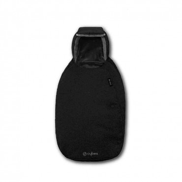 Cybex Footmuff Aton Q/Cloud Q Black