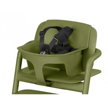 Cybex Lemo Baby Set Storm Outback Green
