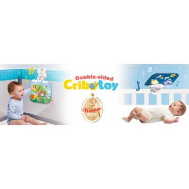 Tiny Love Gioco Double face CRIB TOY