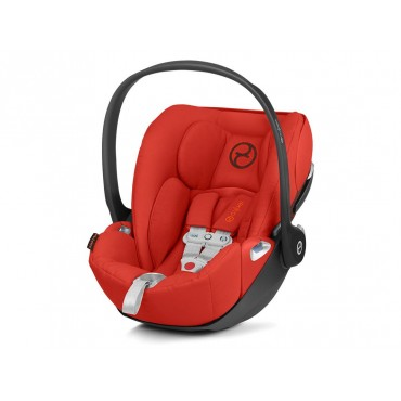 Cybex Cloud Z I-Size SensorSafe Autumn Gold