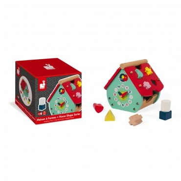Janod Casa delle Forme - BABY FOREST J08008
