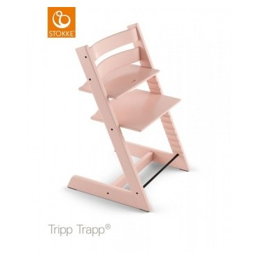Stokke Seggiolone-Sedia TRIPP TRAPP Heather Pink