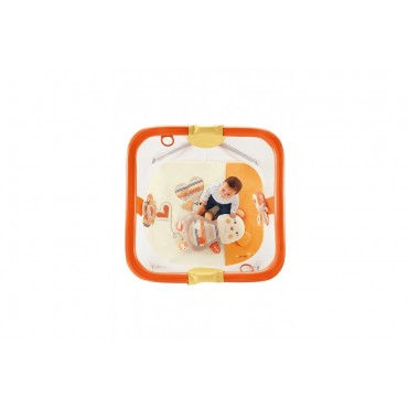 Brevi BOX Soft & Play LOVE NATURAL