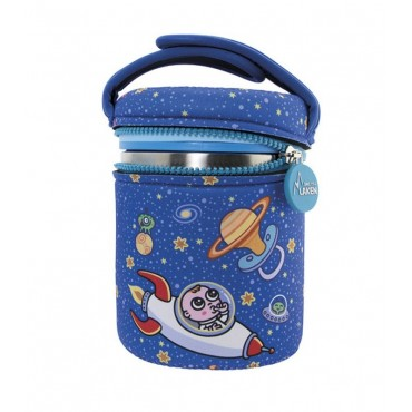 Laken THERMOS Food 0.5L + Neoprene ASTRO BABY