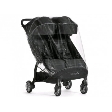 Baby Jogger Parapioggia Passeggino City Tour2 Double