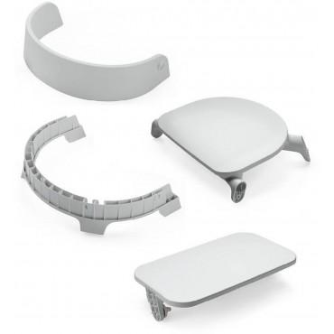 Stokke Seduta Plastica Grey Sedia STEPS