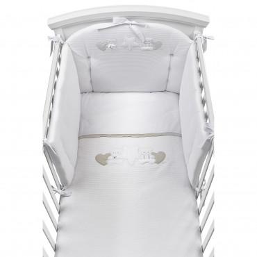Picci sacco termico carrozina/ovetto MUCKY SMALL Grigio S120