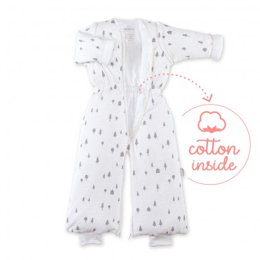 Bemini Sacco Nanna MAGIC BAG 3 TOG Pady Jersey 9-24m SVENN Tender 161SVENN21JM