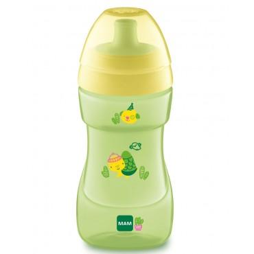 Mam Tazza SPORTS CUP Giallo 330 ml