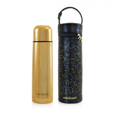 Miniland Thermos THERMIBAG Deluxe 500ml GOLD 89256