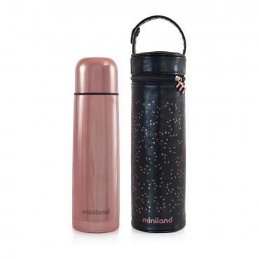 Miniland Thermos THERMIBAG Deluxe 500ml ROSE 89256