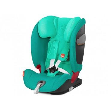 GB Seggiolino Auto 9-36kg EVERNA-FIX Laguna Blu Turquoise