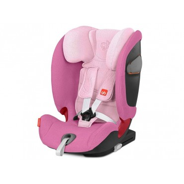 GB Seggiolino Auto 9-36kg EVERNA-FIX Sweet Pink