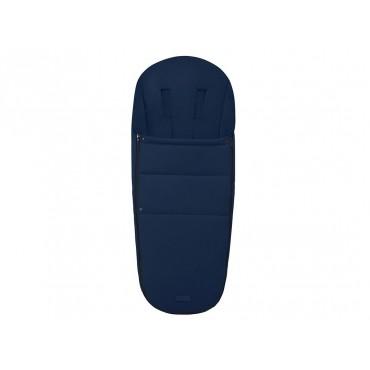 Cybex sacco FOOTMUFF GOLD Navy Blue - Navy Blue