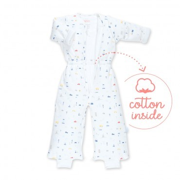 Baby Boum Sacco Nanna PADY JERSEY 18-36 Mesi 193FANJO61JP