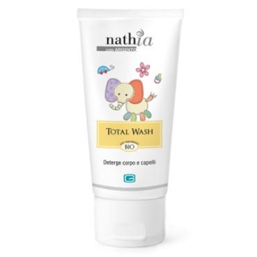 Nathia FAMILY WASH Detergente delicato corpo e capelli