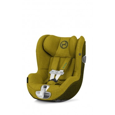 Cybex seggiolino auto SIRONA Z I-Size con SensorSafe Plus Mustard Yellow