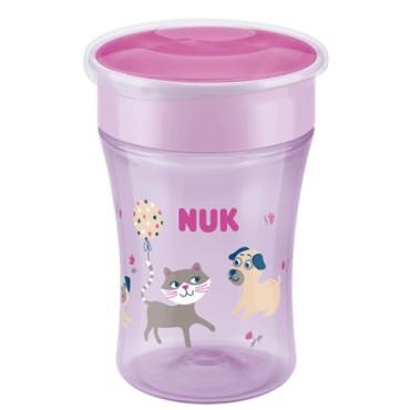 Nuk Tazza MAGIC CUP 230ml Lilla 10255395