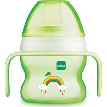 Mam Tazza STARTER CUP Verde ARCOBALENO 150ml