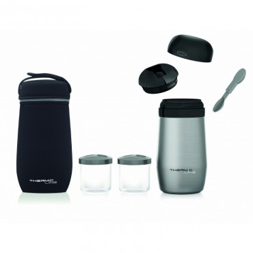 Jane THERMOS PAPPA acciaio 1L Thermic line 10496