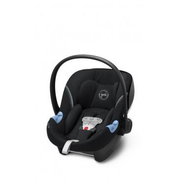 Cybex Seggiolino Aton M i-Size SensorSafe Deep Black