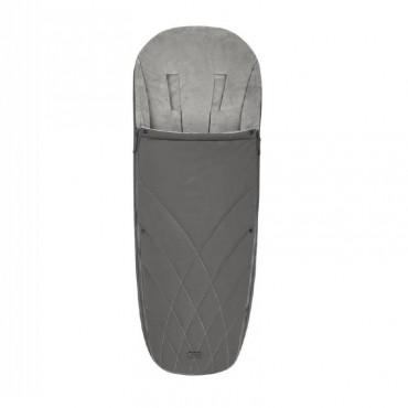 Cybex FOOTMUFF Platinum SOHO Grey