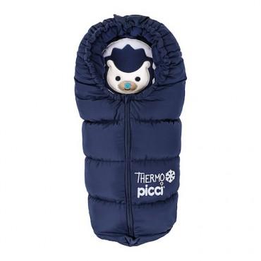 Picci sacco termico Passeggino THERMO BIG Blu