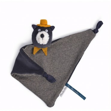 Moulin Roty DOUDOU Les Moustaches Gatto Alfonso 666015