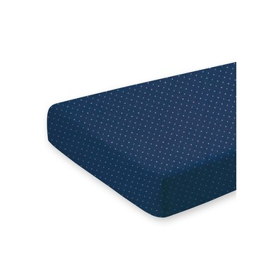 Bemini Lenzuolo Culla con Angoli Jersey 40 x 90 cm YOSHI Blu 130YOSHI67JP