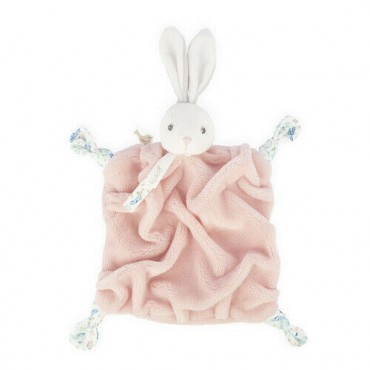 Kaloo DOU DOU PLUME Rabbit Rosa Powder K969980