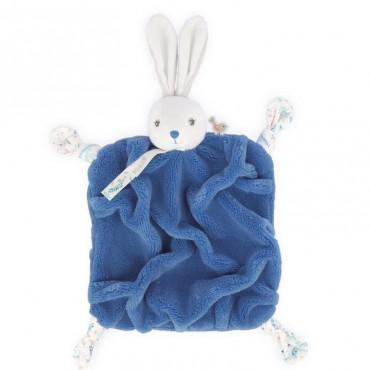 Kaloo DOU DOU PLUME Rabbit Blu Ocean K969979