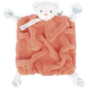 Kaloo DOU DOU PLUME Bear Coral K969976