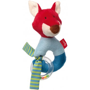 Sigikid SONAGLIO Grasp Toys Red Star Volpe 42182