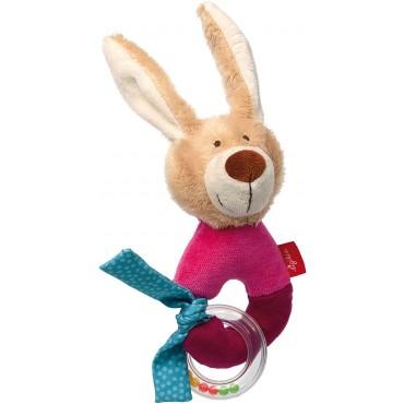 Sigikid SONAGLIO Grasp Toys Red Star Coniglio 42181