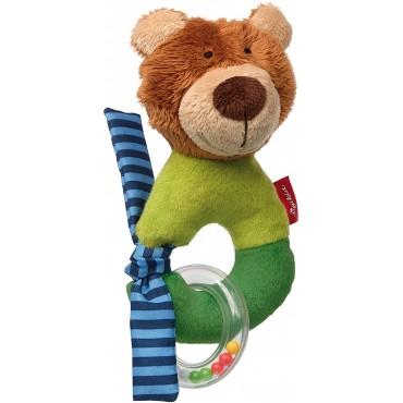 Sigikid SONAGLIO Grasp Toys Red Star Orso 42179