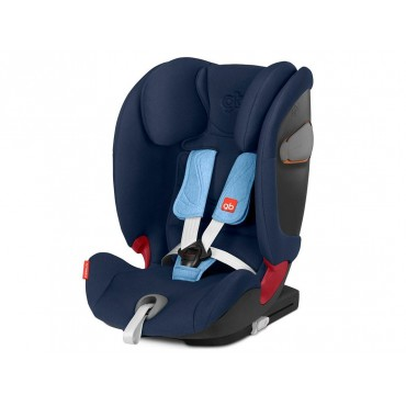 GB Seggiolino Auto 9-36kg EVERNA-FIX Night Blue/Navy Blue