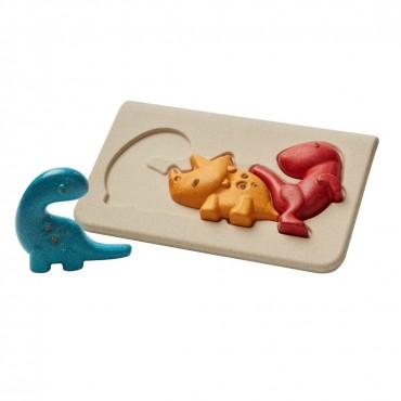 Plan Toys PUZZLE Dino 4642
