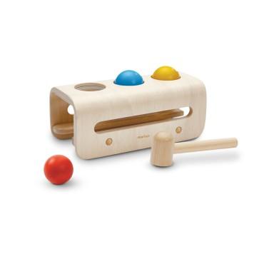 Plan Toys HAMMER BALLS 5396