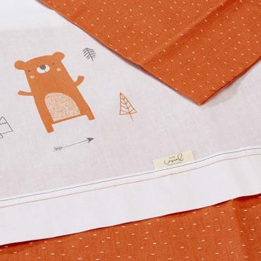 Bimbi Dreams LENZUOLA Culla-Carrozzina 50 x 80 EXPLORER 00150918