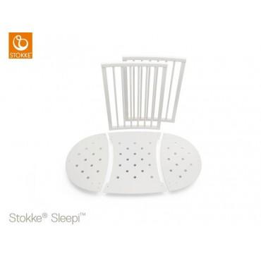 Stokke SLEEPI Mini Estensione per lettino cm120 Bianco 221905