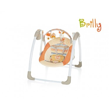 Brevi Altalena BRILLY Love Natural 528
